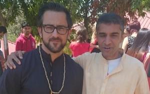 Russell Halill and guru